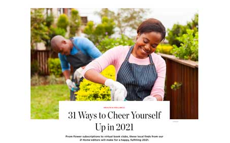 Newsroom | 31 Ways to Cheer Yourself Up in 2021 | Operation Kindness North Texas No-Kill Animal Shelter
