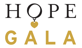 Operation Kindness' fundraising event Hope Gala Logo supporting homeless animal | No-Kill Animal Shelter and Animal Adoptions