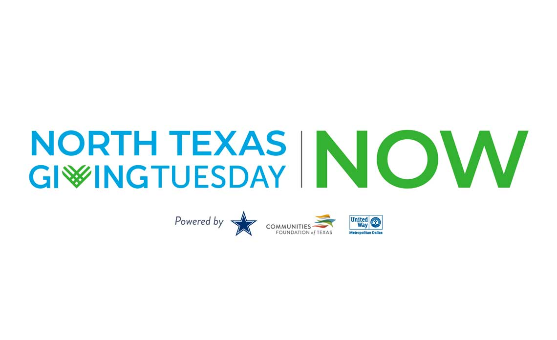 North Texas Giving Tuesday Logo | Operation Kindness Blog: Operation Kindness participates in North Texas Giving Tuesday Now on May 5