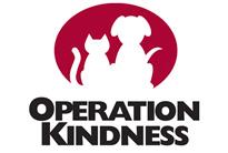 Operation Kindness Logo | North Texas' Leading No-Kill Animal Shelter and Animal Adoptions